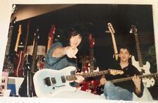 Bruce Kulick KISS NAMM Photo Late 80's 4 X 6 Glossy Photo