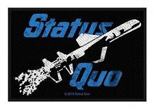 STATUS QUO - Aufnäher Patch Just Supposin´ 10x6,5cm