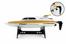 FT007 2.4G 4-channel Wireless Remote Control High Speed Racing RC Boat