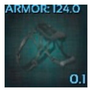 Ark Ascendant Mosa Blue Print 124 Armour Xbox One Official Pve