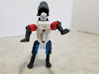 """1996 Panther 4"""" McDonalds #7 Beast Wars Machines Transformers Action Figure"""