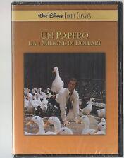 UN PAPERO DA 1 MILIONE DI DOLLARI DVD DISNEY SIGILLATO!!!