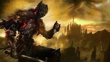 Poster 42x24 cm Videogame Dark Souls 3 Videojuego Videogame 06