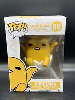 Funko - POP Sanrio: Gudetama #08 Vinyl Action Figure New In Box