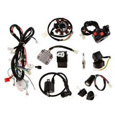 Kompletter Elektrik CDI Spulenkabelbaum Kit für 150ccm 250ccm ATV