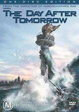THE DAY AFTER TOMORROW : NEW DVD