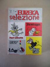 EUREKA Selezione n°3 1979 ed. Corno Sturmtruppen Andy Capp  [G351C]