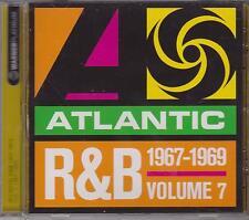 ATLANTIC R & B VOLUME 7 - 1967-1969 - CD - NEW -