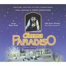 Cinema Paradiso, , Very Good Soundtrack, Limited Edition, Ext