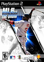MLB 06: The Show (Sony PlayStation 2, 2006) *No Manual*