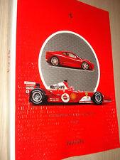 LIBRO BOOK FERRARI CAMPIONE DEL MONDO 2004 F1 FORMULA 1