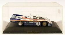 Coches de rally de automodelismo y aeromodelismo multicolores Porsche, Escala 1:43