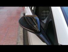 VW Golf MK7 Gloss Black ALA SPECCHIO copre, GTI GOLF R GT TDI 2013 +