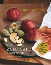 The Zuni Cafe Cookbook: A Compendium of Recipes and Cooking Lessons from San Fra