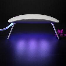 2017 SUN Mini 6W LED UV-Lampe Lichthärtungsgerät Nail Nageltrockner Nail Dryer