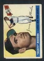 1955 Topps #1 Dusty Rhodes G NY Giants 86520