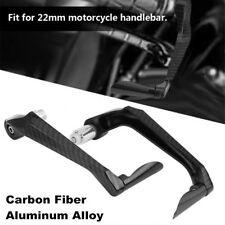 Aluminum Alloy Motorcycle 22mm Handlebar Brake Clutch Levers Hand Protect Guard