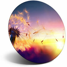 Awesome Fridge Magnet - Beautiful Dandelion Sunset Cool Gift #3773