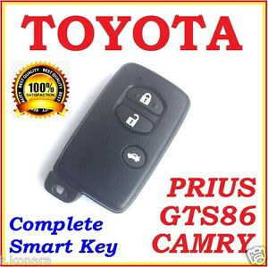 FOR TOYOTA SMART REMOTE KEY CAMRY / PRIUS / GTS86 3 BUTTON