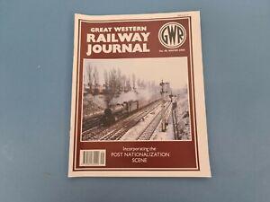 Great Western Railway Journal - No 49 Winter 2004