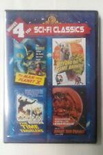 Movies 4 You: Sci-Fi Classics (DVD, 2013) BRAND NEW!