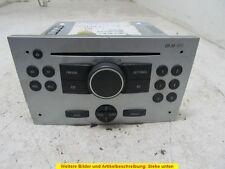 Radio/CD-Wechsler-Kombination Type CD30 . Radio ist RESETET , ENTHEIRATET OPEL