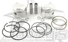 S&S Cycle 80in. Hot Set Up Piston Kit Stock Bore Harley '84-99