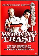 NEW DVD // Working Trash // BEN STILLER, GEORGE CARLIN, BUDDY EBSEN