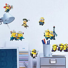 Minions Despicable Me 2 Wall stickers Vinyl Decal Removable Kids Art Baby Decor