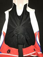 Champion System-1Piece Racing-Mens Sz.XL-Padded Crotch-Red,white,black