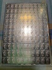 10 x 1 g Silberbarren 999/1000 Feinsilber, Garantiert echt.