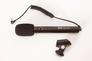 JJC SGM-185II Microphone for DSLR or Camcorder