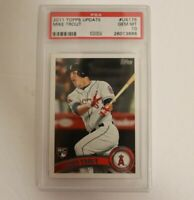 2011 Topps Update Mike Trout #US275 RC Rookie PSA 10 GEM MINT