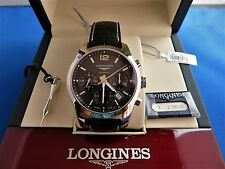 Longines Conquest Classic CHRONOGRAPH Automatic Mens Watch L2.786.4.56.3