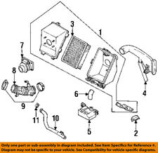 Mercury FORD OEM 93-98 Villager-Mass Air Flow Sensor F3XY12B579A