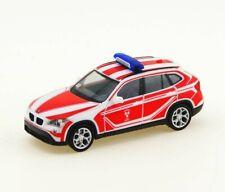 """Herpa 093552 - 1:87: BMW X1 Kommandowagen  """"Feuerwehr Landshut"""" - NEU + OVP"""