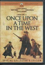 Once Upon A Time In The West(Dvd,2003,2-Disc Set, Special Collectors Edition)New