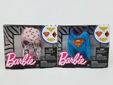 Barbie DC Comics Batgirl Supergirl Print Fashion Hoodie Supergirl shirt lot
