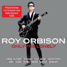 Roy Orbison Only The Lonely 2-CD NEW SEALED Running Scared/Crying/Love Hurts+
