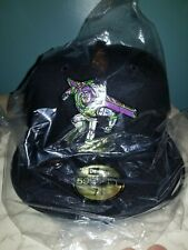 NEW ERA BUZZ LIGHTYEAR TOY STORY SIZE 7 3/8 59FIFTY FITTED CAP EXCLUSIVE 2019