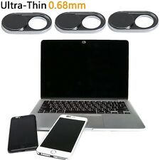 WebCam Shutter Covers Web Laptop iPad PC Camera Secure Protect your Privacy New