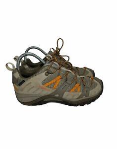 Merrell Siren Sport 2 Hiking Trail Shoes Brindle/Aluminum Women's 7