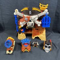imaginext Pirate Playset Lot!!