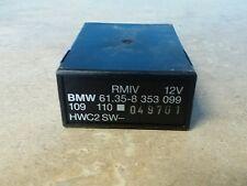 1998 BMW 328i RMIV Relay Module 61.35-8 353 099