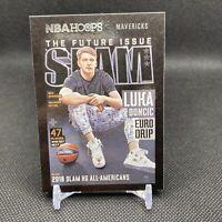 Luka Doncic 2020-21 Panini NBA Hoops SLAM Magazine Insert #5 Dallas Mavericks🔥