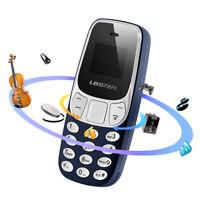 MINI TELEFONO CELLULARE TASCABILE L8STAR BM 10 DUAL SIM BLUETOOTH GSM MP3 NEW