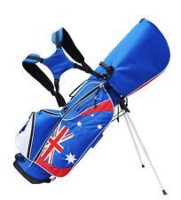 Premium Heritage Australian Flag Stand Bag