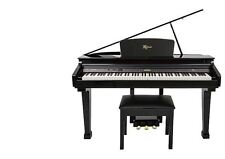 Robson Digital Mini Grand Piano with Bench
