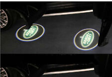 PAIR LED LASER PROJECTOR GHOST SHADOW LIGHTS FOR LAND ROVER RANGE DISCOVERY
