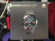 Huawei Watch GT 2e 46mm Stainless Steel Case with Sport Band Smart Watch - Grap…